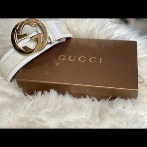 PreLoved Gucci Belt